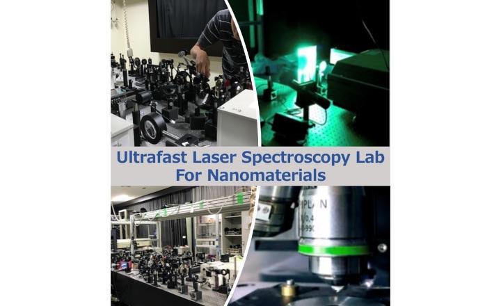 パルスレーザーでナノの世界の超高速現象をみる「光機能ナノ材料の先端レーザー分光」
