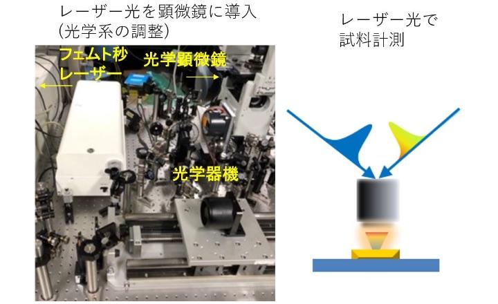 誰も見たことのない反応の瞬間を顕微鏡下で捉える「時・空間分光による光機能性材料の反応機構解明」
